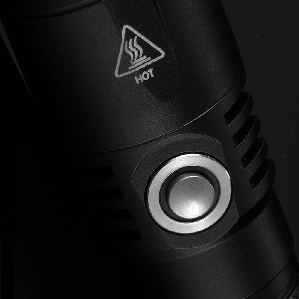 NIitecore MH25GTS светодиодный фонарик CREE XHP35 HD 1800 люмен тактический фонарь 18650 перезаряжаемая батарея для Campping - 5