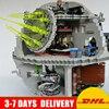DHL Lepin 05063 4016pcs Genuine New Force Waken UCS Death Star Educational Building Blocks Bricks Model