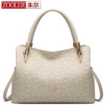 Zooler novo inverno real bolsas de couro saco de ombro das mulheres de couro bolsas femininas de marcas famosas clássico simplesmente bolsos #1105(China (Mainland))