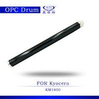 1 יחידות KM1800 מכונת צילום תוף ה-opc באיכות גבוהה עבור חלקי מכונת צילום Kyocera TA1800 1801 2200 2201 KM 1800