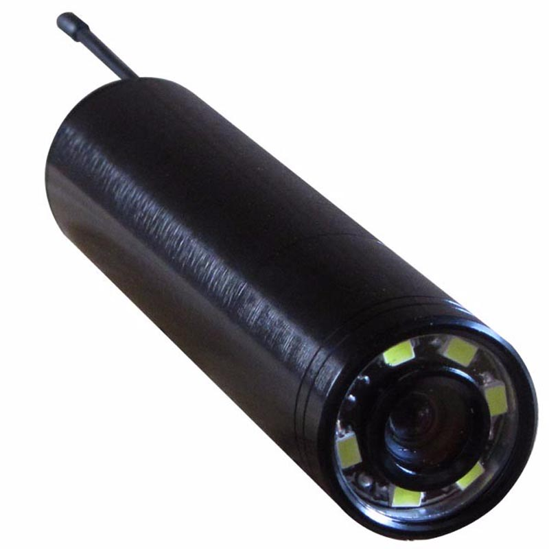 3RD Wireless 2 4Ghz 8Chs Endoscope Camera 520TVL 90 Degree Lens Waterproof With 6 LED or