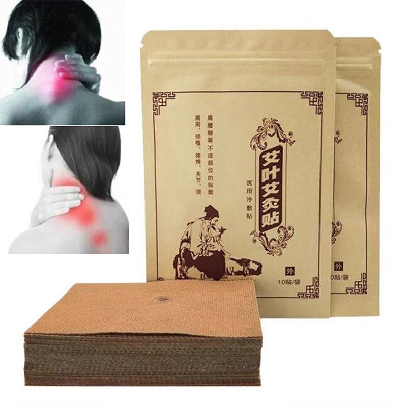 JETTING Hot Sale 10Pcs Moxibustion Path Chinese Traditional Roller Stick Black Roller Burner Moxibustion Acupuncture Massage