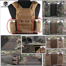 EMERSON MOLLE JPC MBITR Radio Pouch Set utility military double sub bag EM8333(China)