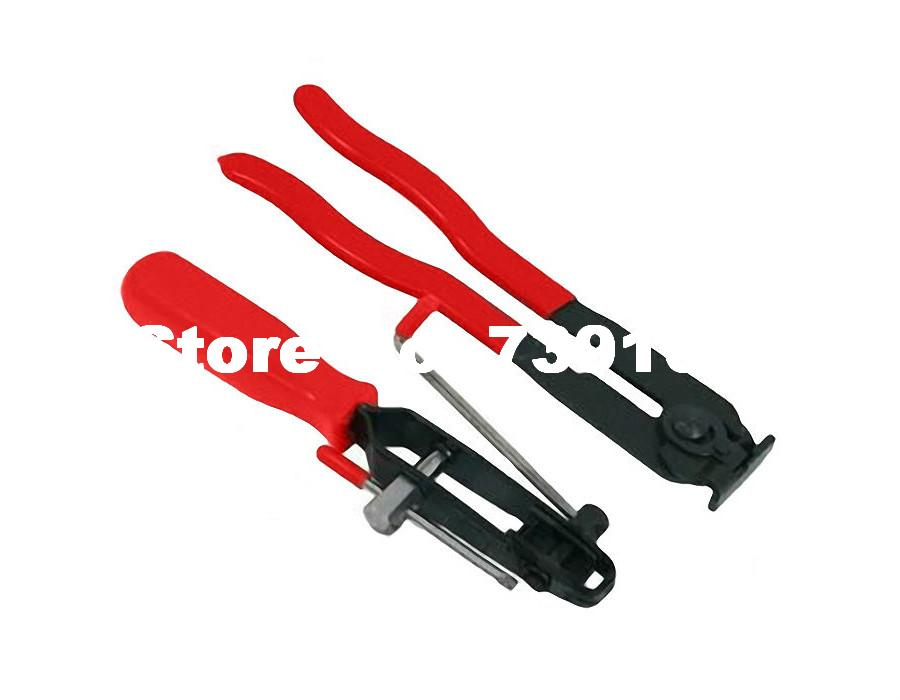 Ear-type Hose Clips Removal Pliers Car CV Joint Boot Clamp Tool Auto Repair Garage Tools For Mercedes Volkswagen Ford BMW ST0231