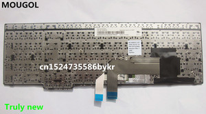 Image 2 - MOUGOL New Original US Keyboard for Lenovo Thinkpad E550 E550C E555 E560 E565 series FRU 00HN000 00HN037 00HN074 PN SN20F22537