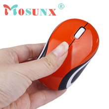 2017 New Cute Mini 2 4 GHz Home Office Wireless Optical Mouse Mice For PC Laptop
