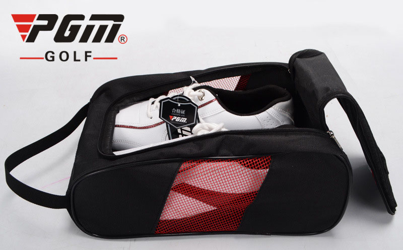PGM genuine men and women Outdoor sports golf shoes Bags breathable convenient nylon gol ...