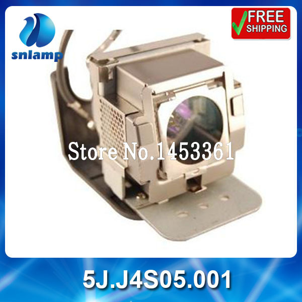 High quality compatible projector lamp 5J.J4S05.001 for MW814STHigh quality compatible projector lamp 5J.J4S05.001 for MW814ST