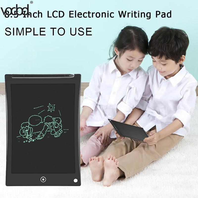 8.5 inch Portable Smart LCD Writing Tablet Howeasy Board Electronic Notepad Drawing Graphics Tablet Board with Stylus Pen Gifts