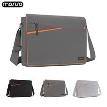 MOSISO Laptop Bag Sleeve 13.3 14 15.6 Inch Waterproof Notebook for MacBook Dell HP Lenovo Shoulder For Women Men