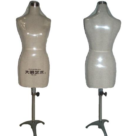 Online Shop Free shipping! Half Size Dress Form, 1/2 dress form ...