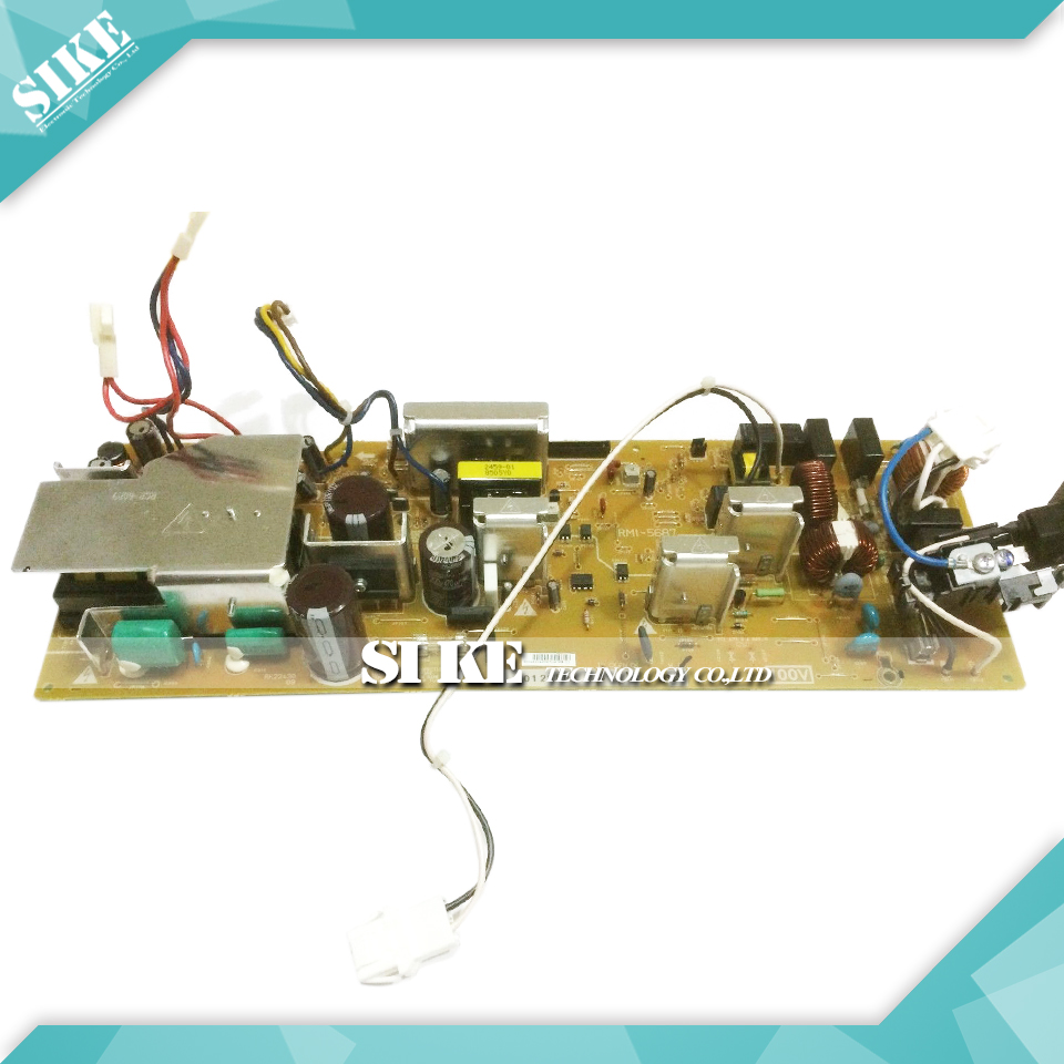 LaserJet  Engine Control Power Board For HP CM3530 3530 HP3530 RM1-5689 RM1-5690 Voltage Power Supply Board мамуляндия шапка детская экрю р 46