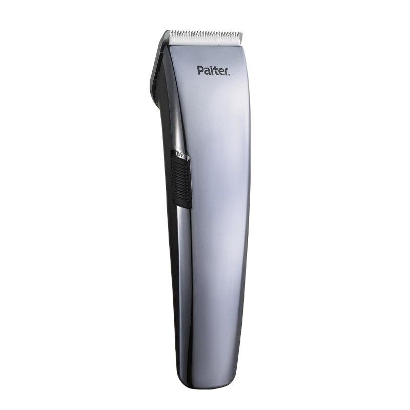 Paiter professionnel tondeuses à cheveux et tondeuses barbier Machine de coupe de cheveux électrique 3 heures Charge et temps d'exécution FISHKIM