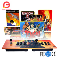 Double Stick Arcade 815 Classic Games Machine 2 Players Game Box Game Handle King Of Fighters