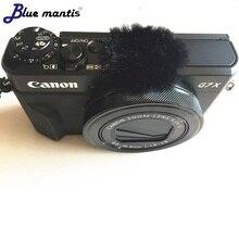Синий Богомол Micromuff оригинальный ветрозащитная муфта ler для Canon G7x Mark II deat cat ветрозащитная муфта микрофон крышка для Canon G7X MARK2