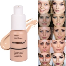 Matte Concealer Liquid Foundation Cream Moisturizing Scars A