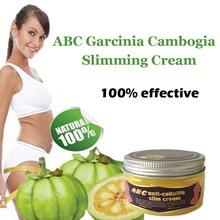 ABC burn fat cream garcinia cambogia extracts slimming creams plus weight loss diet supplement 85% HCA