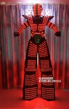 LED Costume /LED Clothing/Light suits/ LED Robot suits/ david robot