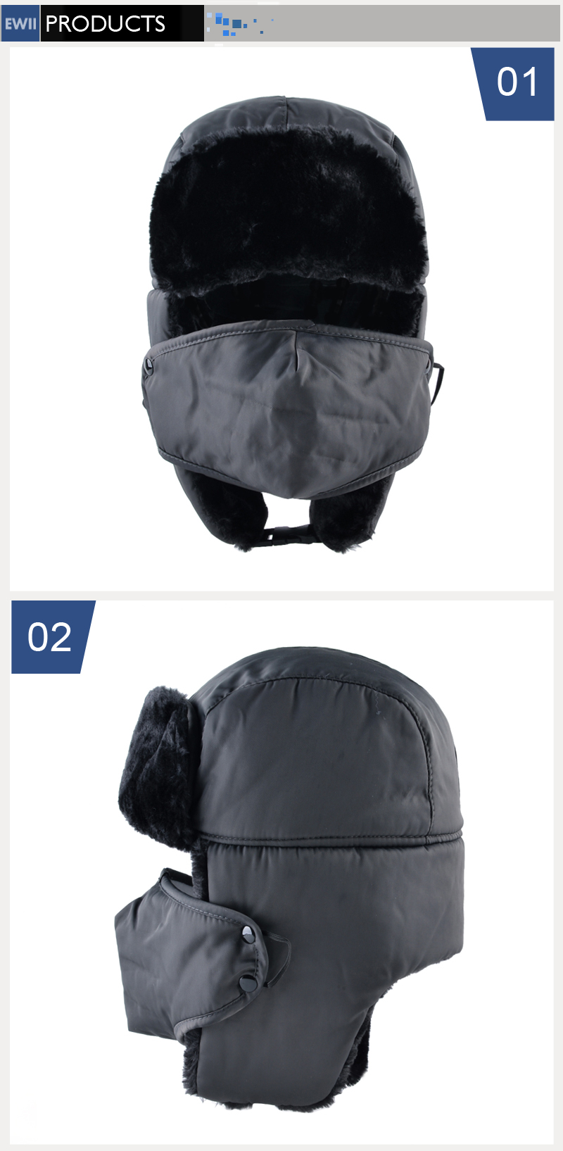 Chapeau bombardier