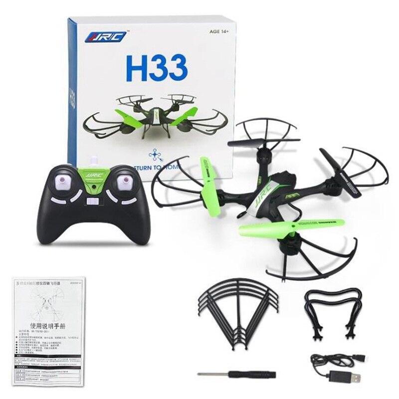 rc Helicópteros h33 mini drone jjrc um Motor : Motor com Escovas