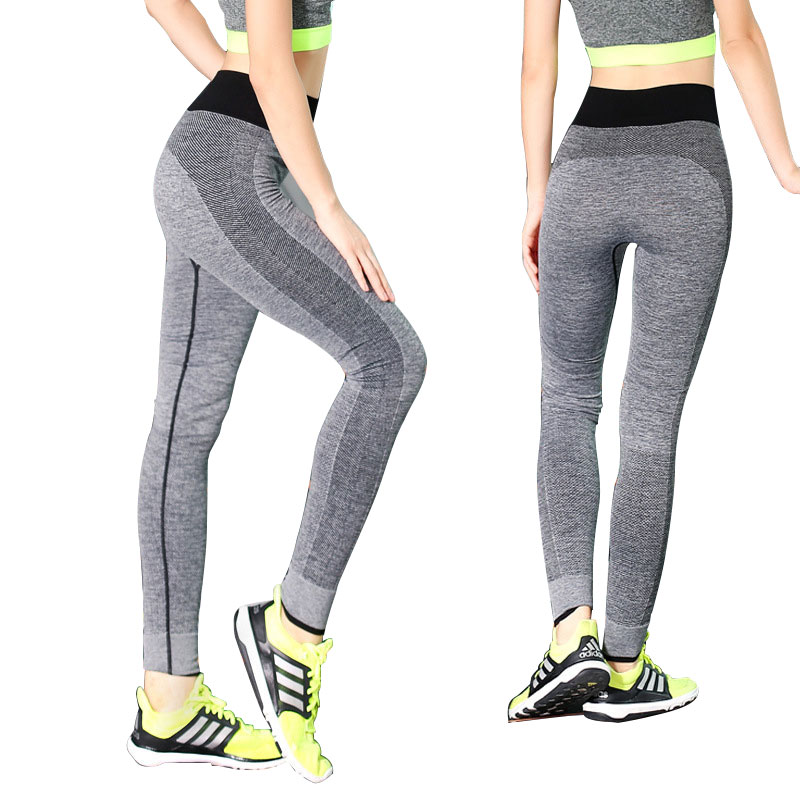 2016 Women Running Pants Compression Long Pants Running Tights Sports Mallas Running Mujer Running Clothes For Women Sweatpants
