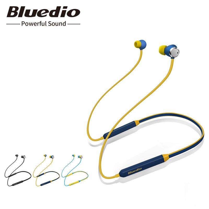 2018 Bluedio TN Bluetooth kopfhörer aktive noise cancelling in-ohr kopfhörer mit mikrofon für telefon iphone xiaomi