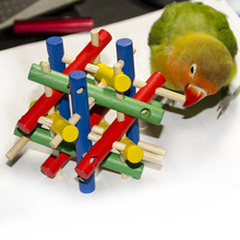 Traumdeutung Parrot Toys For Bird ball Accessories Supplies Cockatiel Perch Budgie Parakeet Cage Decoration juguetes pajaro