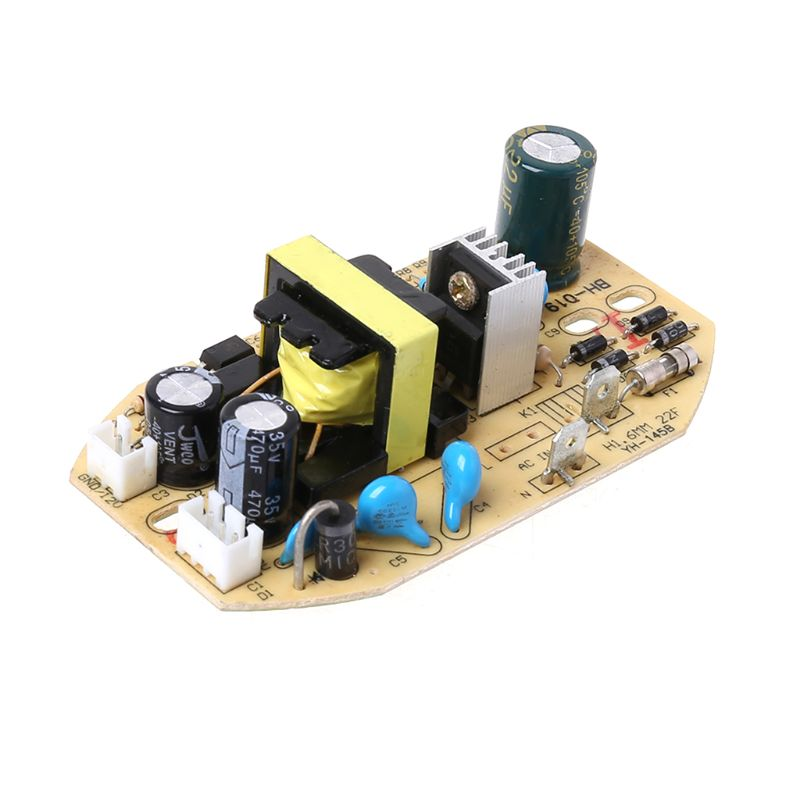 Mist Maker Power Supply Module Atomizing Circuit Control Board Humidifier Parts Power Panel Mist Maker Humidifier Replacement