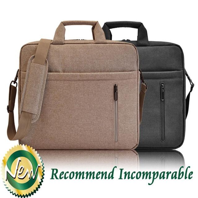 12 Inch 13 14 Laptop Bag For Macbook Fashion Man Woman Shoulder Handbag