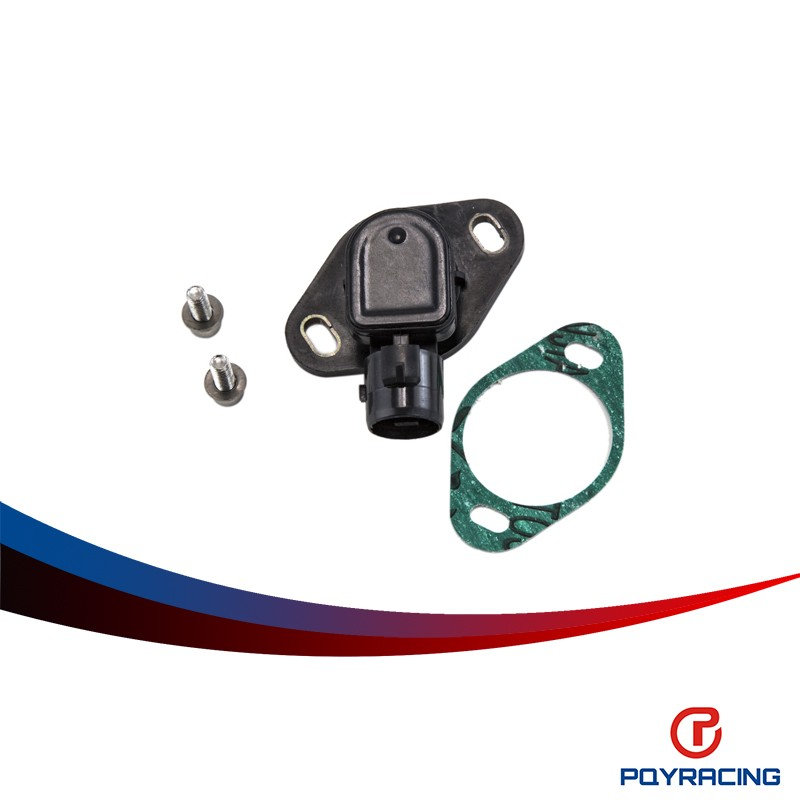 PQY RACING TPS THROTTLE BODY POSITION SENSOR FOR HONDA ACURA - Acura mdx b16 service cost