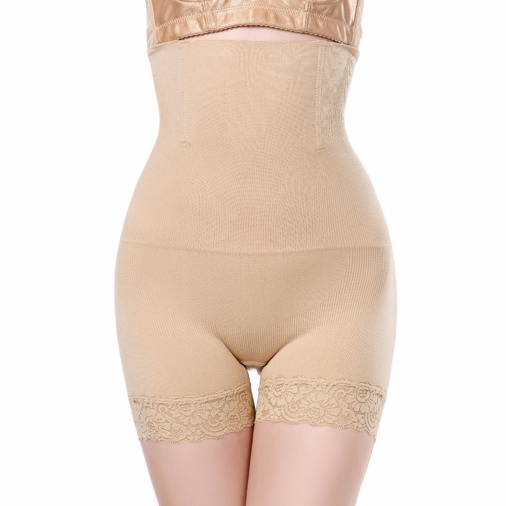 Slimming Sheath Shapewear Seamless Women Tummy Body Shaper Brief High Waist Belly Control Shapewear Pants Shorts