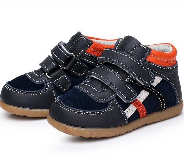 Good Quality Leahter First Walkers Baby Boys Boots12-36 Month Enfant Boots Kids Shoes Infant Toddler Leather Shoes Prewalker