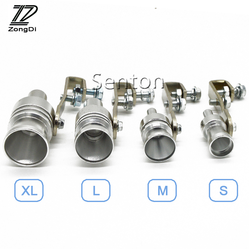 ZD 1set Car Styling Turbo Sound Whistle Simulator For Audi A4 B7 B5 A6 C6 Q5 Honda Civic 2006-2011 Fit Accord CRV Accessories free ship turbo k03 29 53039700029 53039880029 058145703j n058145703c for audi a4 a6 vw passat 1 8t amg awm atw aug bfb aeb 1 8l