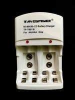 Cargador de batería 9 V AA AAA para batería recargable Ni-MH Ni-Cd T801B 9 V 2AA Cargador/calidad garantía/envío gratis