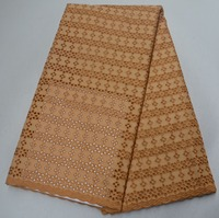Latest Nigeria Swiss Laces Quality African Fabric Lace for Men and Women African Dry Lace Fabric
