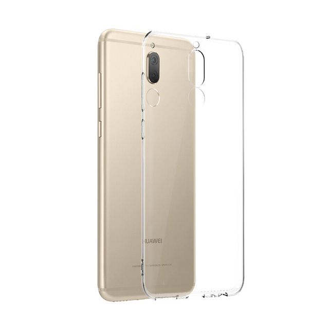 huawei mate 10 lite coque silicone transparent
