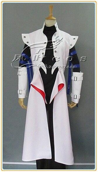 Expressief Yu-gi-oh! Gx Seto Kaiba Cosplay Kostuum Set Elke Maat Kortingen Prijs