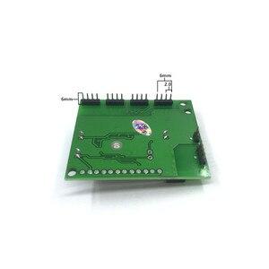 Image 2 - Endüstriyel sınıf 10/100 Mbps geniş sıcaklık düşük güç 4/5 port kablo splitter mini pin tipi mikro ağ anahtar modülü