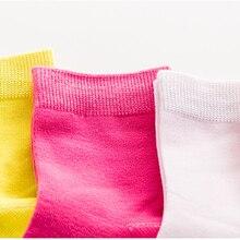 Women's Colorful Socks 5 Pairs Set