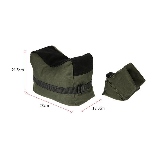 Front & Rear Rifle Sandbag Support 2