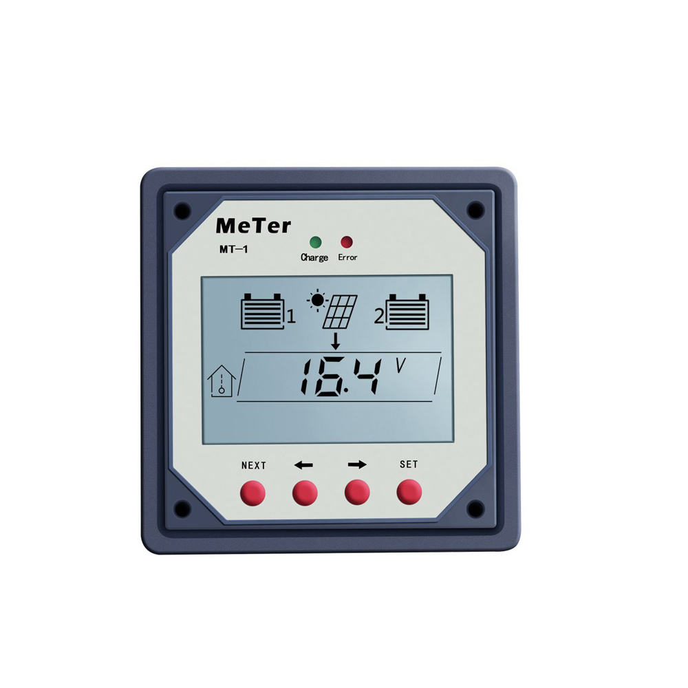 MT-1 Meter use for 10A 20A 12V 24V EP EPIPDB-COM Dual DUO two Battery Solar Charge Controller Regulators MT1MT-1 Meter use for 10A 20A 12V 24V EP EPIPDB-COM Dual DUO two Battery Solar Charge Controller Regulators MT1