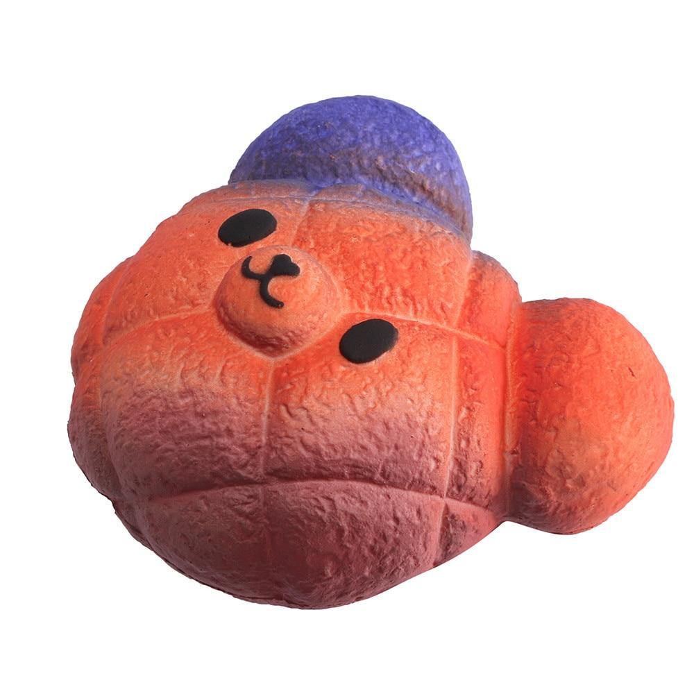 Color Changing Bear Bun Squishy 3
