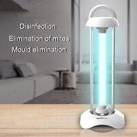 Portable UV Disinfection Lamp Household Ozone Deodorization Sterilization Light JDH99