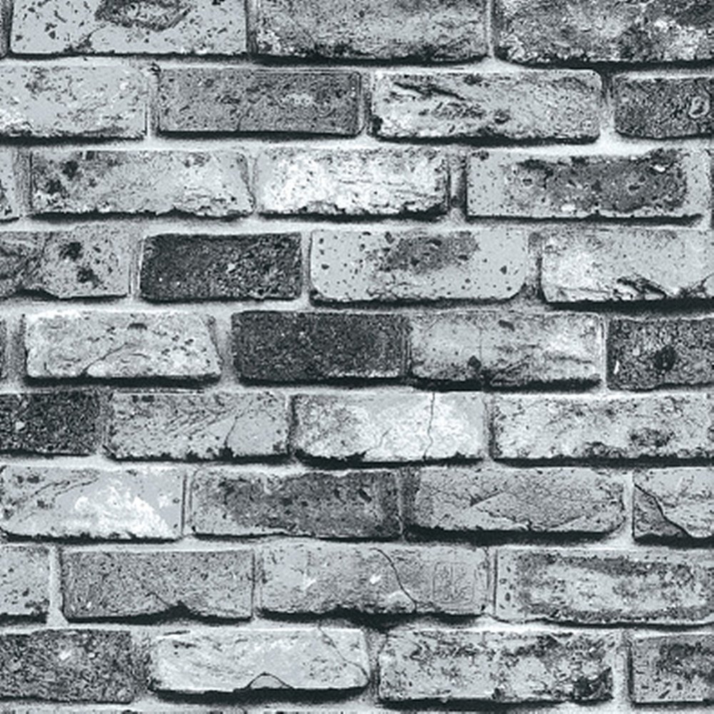 Fullsize Of Faux Brick Wallpaper