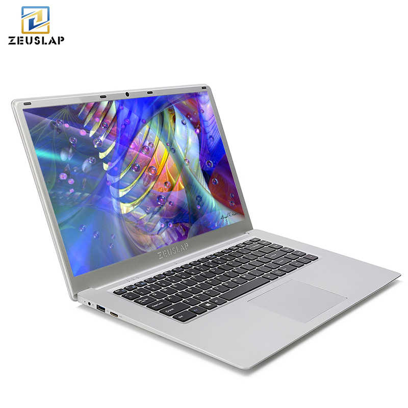 15.6 אינץ מחברת מחשב Intel Celeron 8GB RAM 720GB ssd מחשב נייד