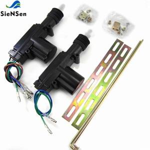 Image 4 - SieNSen 24V Auto Alarm Remote Controls Central Door Locking System Car Security Kit For Truck M615 8101