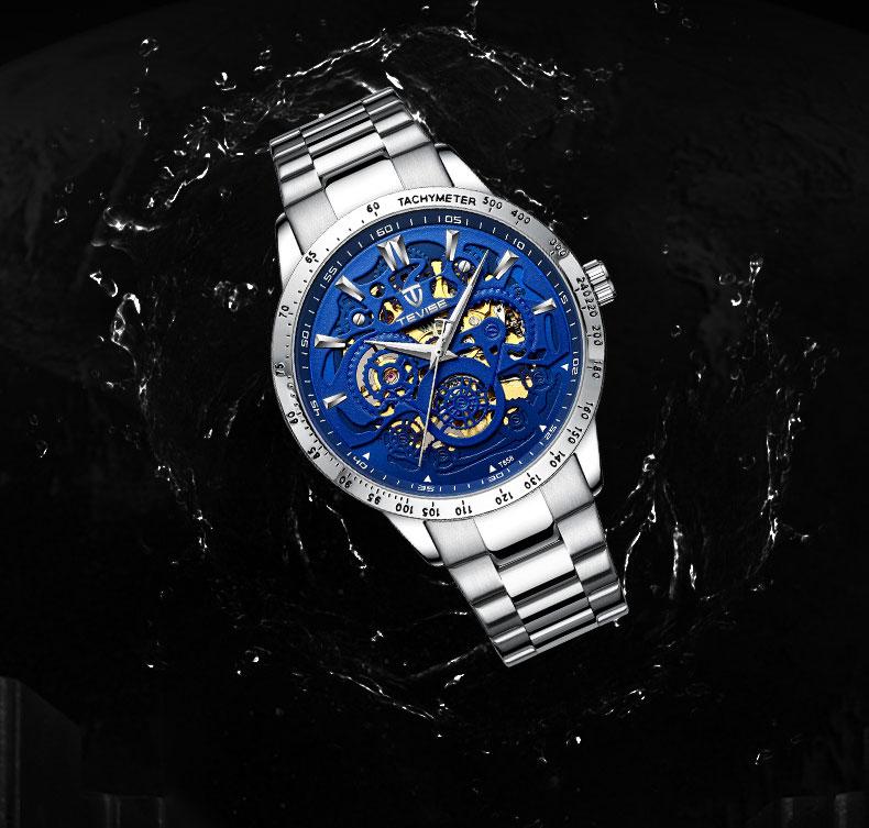 neueste Uhren Mechanische Männer 11