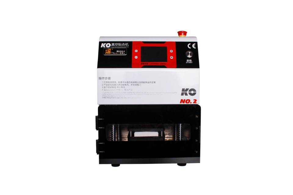 High Quality 5 in 1 MT OCA Vacuum Laminating Machine Autoclave LCD Screen Bubble Remover Debubbler LCD Bubble Remove for 7 inch sast 10 1 inch display nintaus machine singing old machine 50p lcd screen hw101f 0b 0c 50