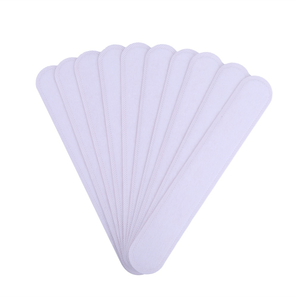 Home & Garden Honest 10pcs Zf0025 Anti-dirty Sweat Stickers Disposable Neck Antiperspirant Stickers For Male Female White Shirt Collar Pads Attractive Appearance Arts,crafts & Sewing