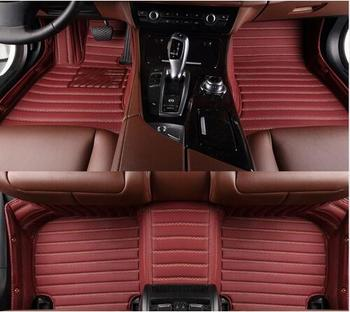 High quality mats! Custom special floor mats for Bentley Flying Spur 4 seats 2012-2005 non-slip waterproof carpets,Free shipping